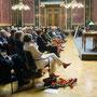 Susanne Ayoub reading; credit: Parlamentsdirektion/Zolles/Jacqueline Godany