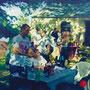 "adam bota, ""grillplatz"", 2020, 110 x 120 cm, öl auf leinwand – erlas galerie"