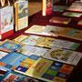 Bücherausstellung im Gemeindehaus