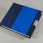 tagebuch II, 1150 x 170mm, 1116 seiten a 70g/m2, halbleineneinband & kaharipapier, buchstaben mein entwurf, farben nach kundenwunsch