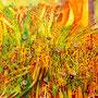 Brigitte Meitner - Frühling - Acryl auf Leinwand