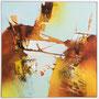 Sylvia Kneidinger - ohne Titel - Acryl auf Leinwand