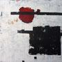 Gertrude Kiefer - Cross  - Acryl auf Leinwand