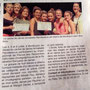 Ouest France / 9 juillet 2014