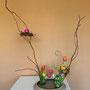 Dr. B. Speicher: Weide, Tulpen, Eierschalen
