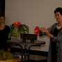 Vorführung: Angelika Mühlbauer, Solveig Schmidl