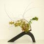 K. Tabuki: Tamarisken, Ahorn, Hortensien (Freier Stil)