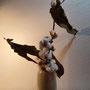 R. Hadank: Baumwolle, getrocknete Blätter