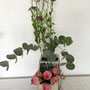 S. Kurose-Ellner: Rosen, Eukalyptus, Astern (Freier Stil)