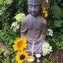 S. Kurose-Ellner: Meditation unter Hortensien (Sonnenblumen)