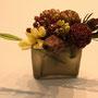 M. Ogita-Rehm: Artischocken, Tulpen, Fritillaria persica, Leucadendron