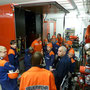 © Feuerwehr Völksen - Jugendfeuerwehr besucht die Feuerwehrtechnische Zentrale in Ronnenberg