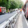 © Feuerwehr Völksen - Verkehrsunfall B217