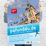 """Plakat für Kampagne """"PAF und DU"""""""