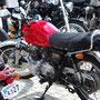 こんなキレイなバイクも来てましたよ~(^.^)/~~~
