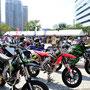かっこいいバイクがたくさん大集合ですよ~!