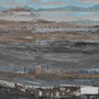 Sinai, 100 x 200 cm, 2012