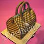 Handtaschen Fondanttorte