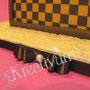 Handtaschen Fondanttorte - Cake Board Band