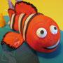 Tauftorte - Nemo