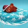 Themen Fondanttorten Anfängerkurs - Weihnachten