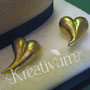 Frosch Fondanttorte - goldene Herzen