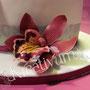 Orchideen Hochzeitstorte - Dendrobium
