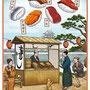朝日中高生新聞 連載「テーマで歴史探検」食2