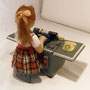 Miss Friday - The Typist - T.N. Japan - Epoca 1955/60