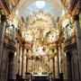 The altar at Karlskirche.