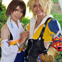 Yuna & Tidus from Final Fantasy X