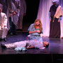 Thisbe (Phil McQueen) reacts to the death of Pyramus (Jon Reimer)