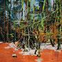 Grunewald, 115x150 cm, 2013 Acryl/Leinwand