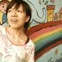 古市海見子  O型/射手座/鹿児島県     せんべい屋で働くのが辛かったから。