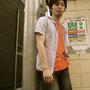 青白木タクヤ(Dotoo!)  O型/獅子座/千葉県/青白木タクヤは夢現     TVの画面に写るドラマの世界の住民になりたいと、強く思った小5の秋。  僕は死にません!そんな台詞が言いたくて役者になりました。