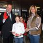 3.2.2011 Hartmut Koschyk, MdB nahm in der Alexander-von-Humboldt-Schule Goldkronach die Roten Hände entgegen