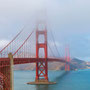 Gilles Le Gall : San Fransisco-Golden Gate