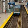 Montréal : métro