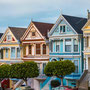 Gilles Le Gall : San Fransisco-Painted Ladies