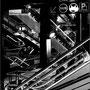 Escaliers mécaniques de Montparnasse