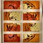 Spiegelbilder b   (100x110)   2004