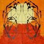 Spiegelbilder a   (100x110)   2004