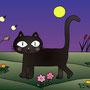 「家猫の夢」