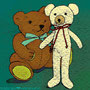 「くま+クマ」