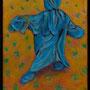 """""""Autant en emporte le vent"""", acrylique sur toile 22x14cm, 2013"""