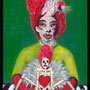 """""""La Bonaventure"""", acrylique sur mini toile 22x14"""