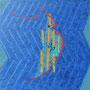 Polvere gialla 2008-60x60/acrilici/tela