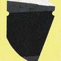Risonanza 2010-50x40/acrilico-smalto-terre/tela