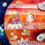 木星と十二花スイーツ