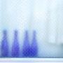 クローズアップ08: Blue glass